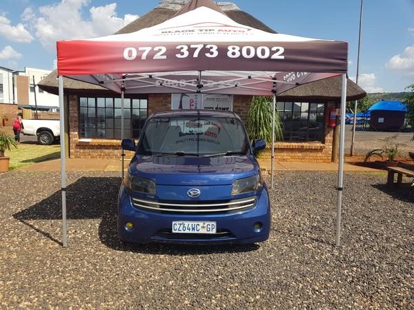 2008 Daihatsu Materia 1.5  Gauteng Pretoria_0