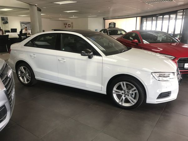 2020 Audi A3 1.0T FSI S-Tronic Gauteng Pretoria_0