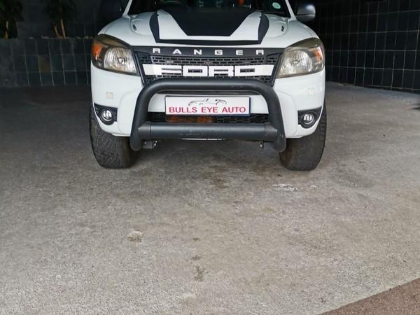 2010 Ford Ranger 2.5 Td Hi -trail Pu Supcab  Gauteng Silverton_0