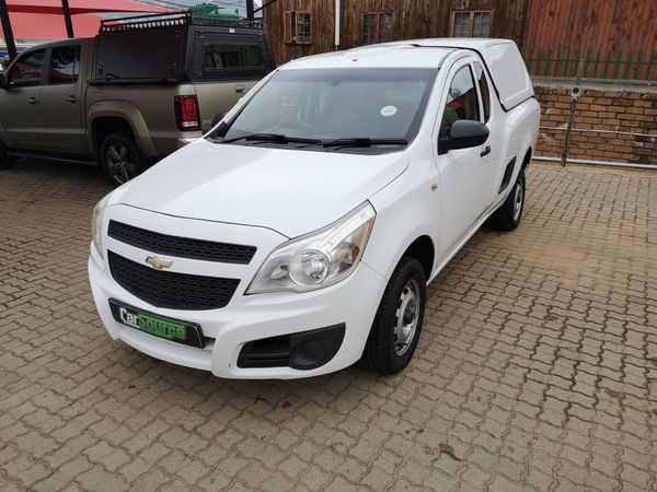 2013 Chevrolet Corsa Utility 1.4 Sc Pu  Mpumalanga Mpumalanga_0