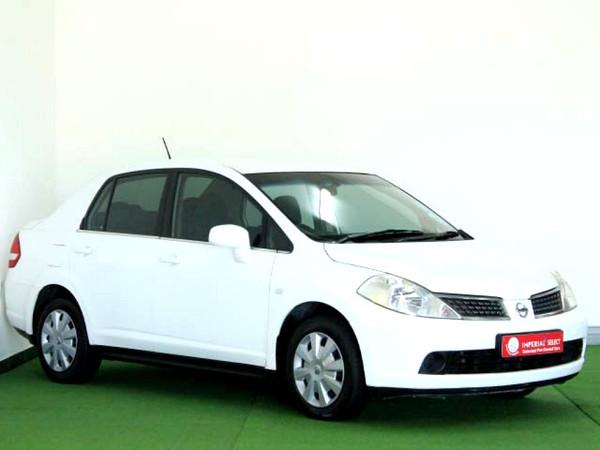 2012 Nissan Tiida 1.6 Visia  AT Sedan Western Cape Brackenfell_0