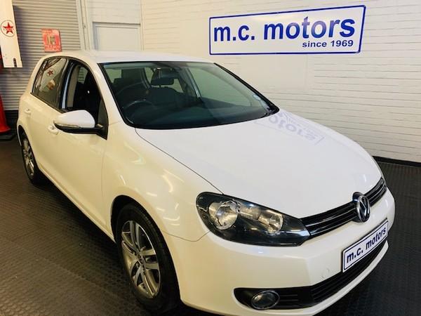 2011 Volkswagen Golf Vi 1.4 Tsi Comfortline  Western Cape Cape Town_0