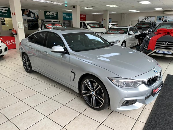 2015 BMW 4 Series 420D Gran Coupe M Sport Auto Kwazulu Natal Pinetown_0