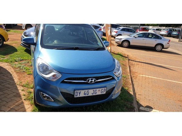 2015 Hyundai i10 1.1 Gls  Gauteng Randburg_0