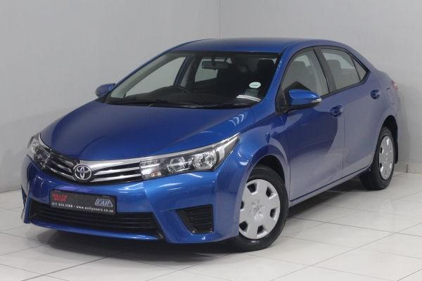 2016 Toyota Corolla 1.6 Esteem Gauteng Nigel_0