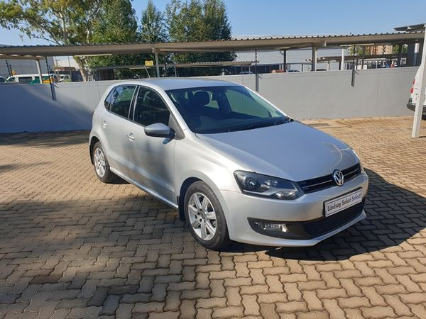 2014 Volkswagen Polo 1.6 Comfortline Tip 5dr  Free State Bloemfontein_0