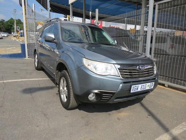 2008 Subaru Forester 2.5 Xs  Gauteng Johannesburg_0