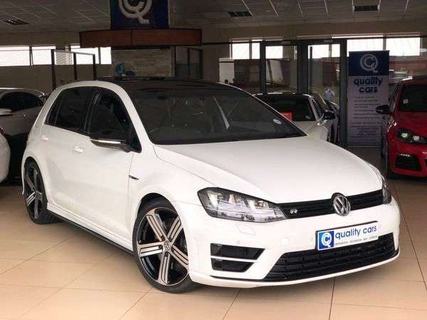 2015 Volkswagen Golf VII 2.0 TSI R DSG Kwazulu Natal Richards Bay_0