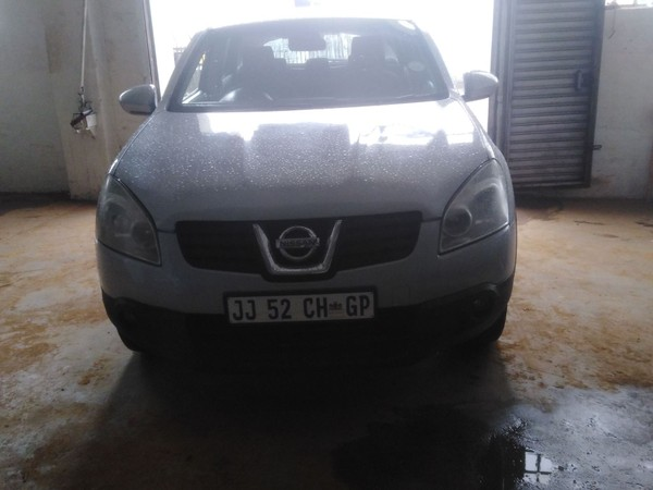 2009 Nissan Qashqai 1.6 Acenta N-tec Ltd  Gauteng Jeppestown_0