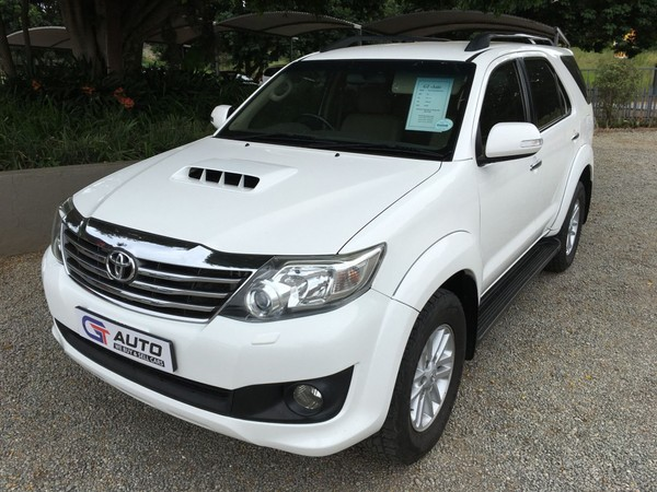 2011 Toyota Fortuner 3.0d-4d 4x4 At  Mpumalanga White River_0
