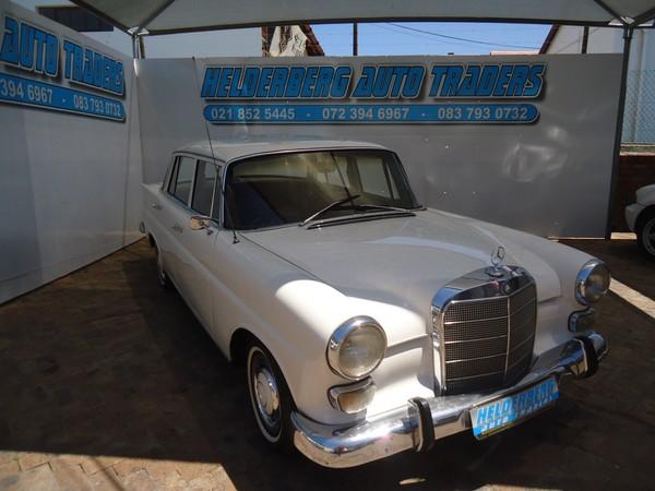 1968 Mercedes-Benz SL 230 Western Cape Somerset West_0
