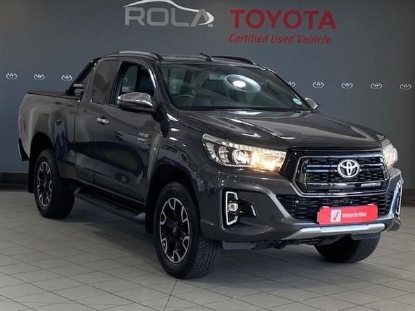 2019 Toyota Hilux 2.8 GD-6 RB Raider 4X4 Auto PU ECAB Western Cape Somerset West_0
