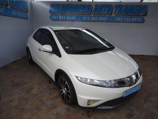 2010 Honda Civic 1.8i-vtec Exi 5dr  Western Cape Somerset West_0