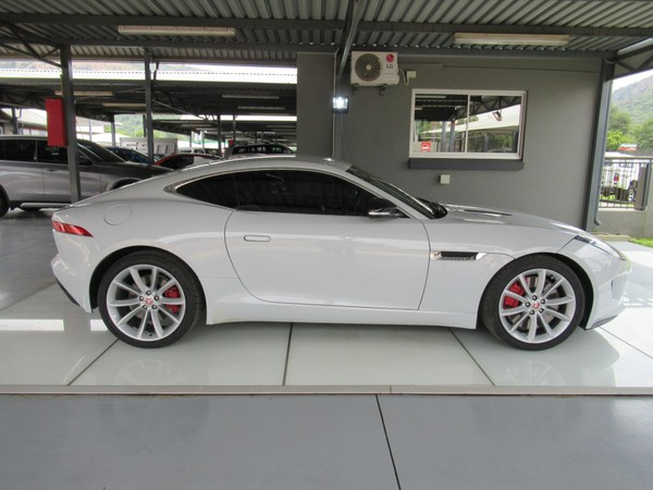 2016 Jaguar F-TYPE S 3.0 V6 Coupe Gauteng Pretoria_0