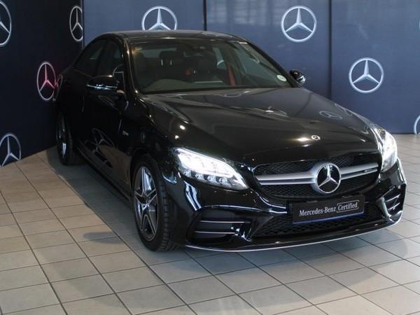 2019 Mercedes-Benz C-Class AMG C43 4MATIC Gauteng Sandton_0