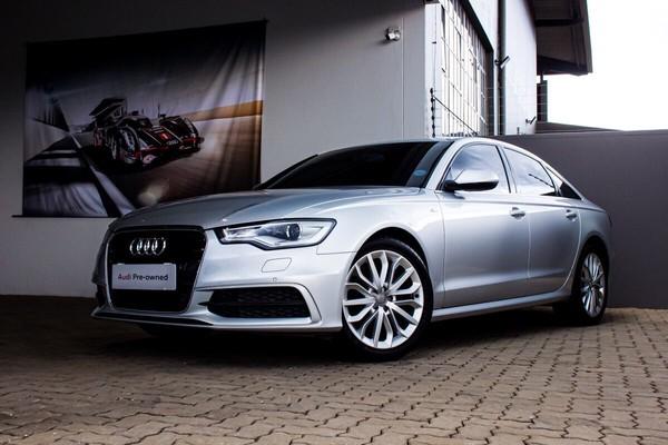 2014 Audi A6 2.0 Tdi Multitronic  Gauteng Johannesburg_0