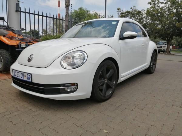 2013 Volkswagen Beetle 1.2 Tsi Design  Gauteng Centurion_0