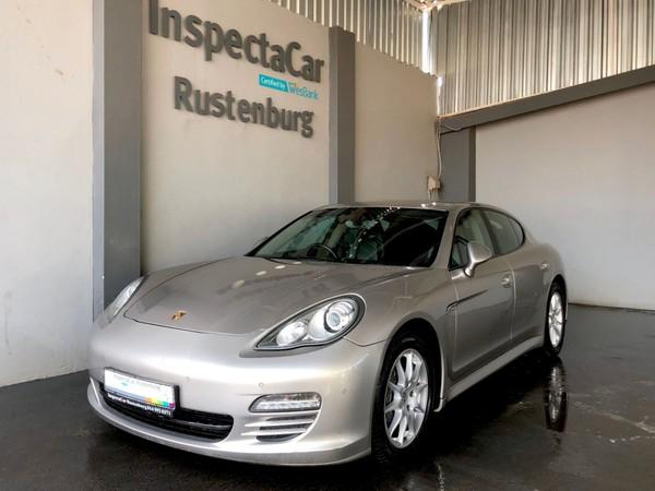 2012 Porsche Panamera 4 Pdk  North West Province Rustenburg_0
