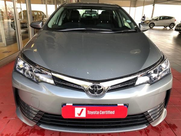 2019 Toyota Corolla 1.6 Prestige CVT Gauteng Edenvale_0