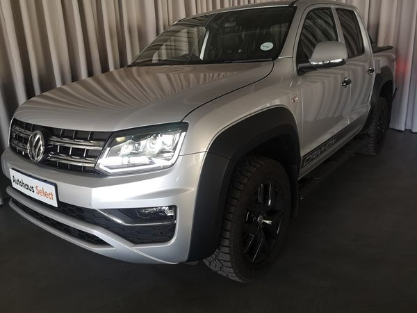 2020 Volkswagen Amarok Canyon 3.0TDi 4MOT Auto Double Cab Bakkie Gauteng Centurion_0