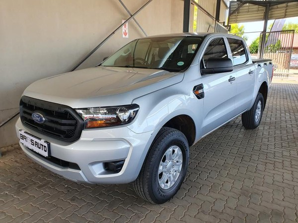 2019 Ford Ranger 2.2TDCi XL Auto Double Cab Bakkie North West Province Brits_0