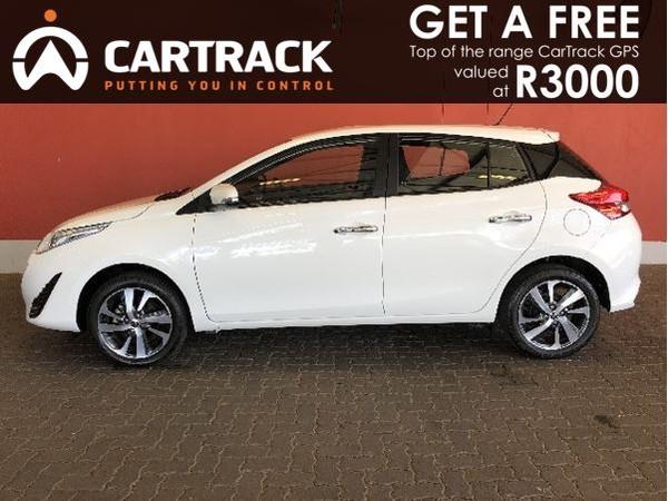 2019 Toyota Yaris 1.5 Xs CVT 5-Door Free State Bloemfontein_0