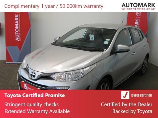 2019 Toyota Yaris 1.5 Xs 5-Door Northern Cape Kimberley_0