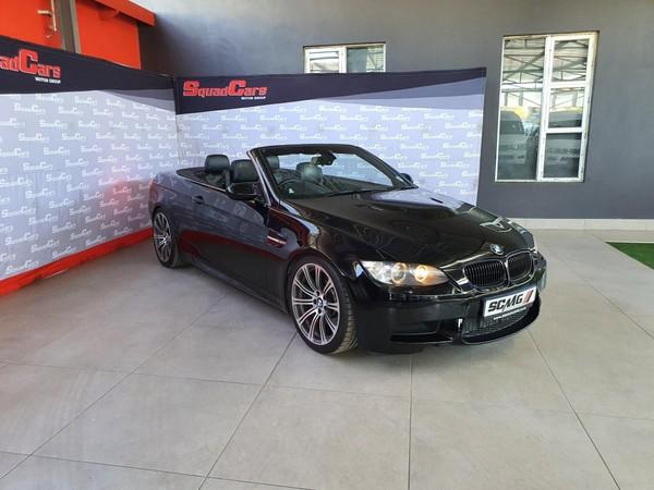 2011 BMW M3 Convertible M Dynamic M-dct  Gauteng Pretoria_0