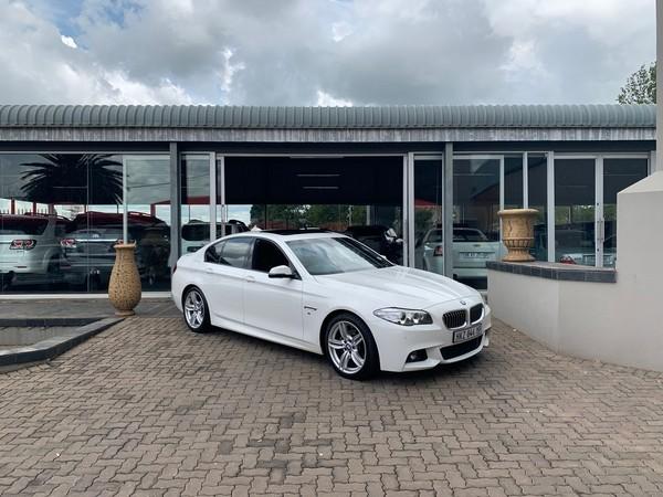 2014 BMW 5 Series 520D Auto M Sport Mpumalanga Delmas_0