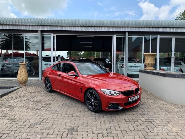 2017 BMW 4 Series 420D Coupe M Sport Auto Mpumalanga Delmas_0