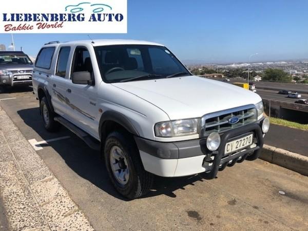 2000 Ford Ranger 2500td Hi-trail Xlt Pu Dc  Western Cape Cape Town_0