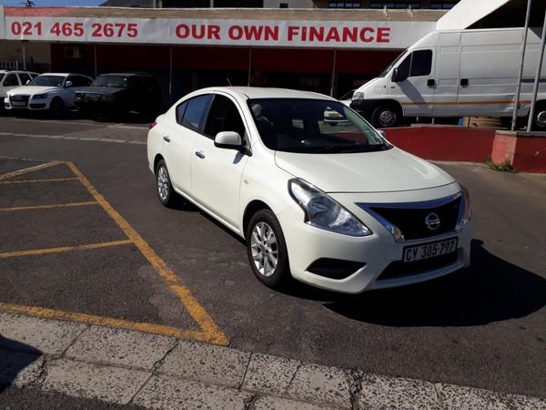 2014 Nissan Almera 1.5 Western Cape Cape Town_0