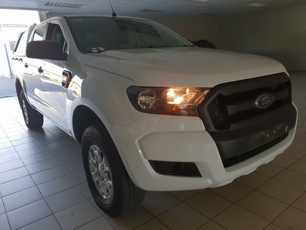 2017 Ford Ranger 2.2TDCi XL Auto Double Cab Bakkie Western Cape Worcester_0