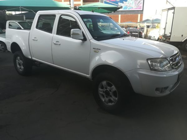 2012 TATA Xenon 2.2 Dle Dc Pu  Kwazulu Natal Durban_0