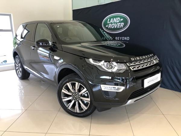2020 Land Rover Discovery Sport Sport 2.0D HSE Luxury 177KW Gauteng Four Ways_0