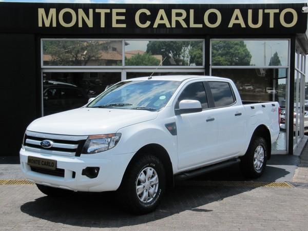 2013 Ford Ranger 2.2TDCi XLS 4X4 Double Cab Bakkie Gauteng Sandton_0