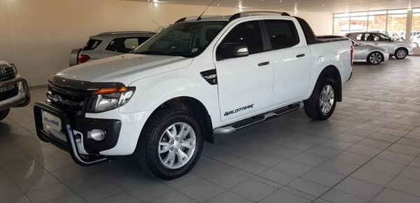 2015 Ford Ranger 3.2TDCi Wildtrak Auto Double cab bakkie Northern Cape De Aar_0