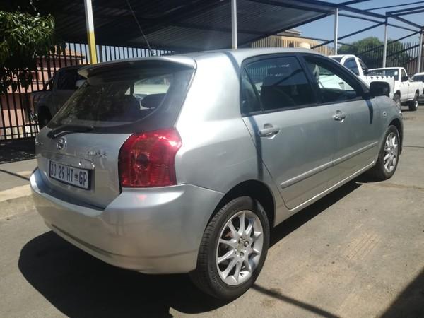 2007 Toyota RunX 160i Rs  Gauteng Johannesburg_0