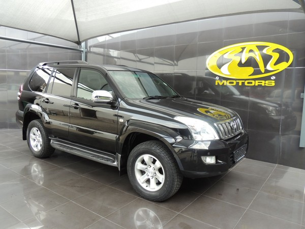 2006 Toyota Prado Vx 4.0 V6 At  Gauteng Vereeniging_0