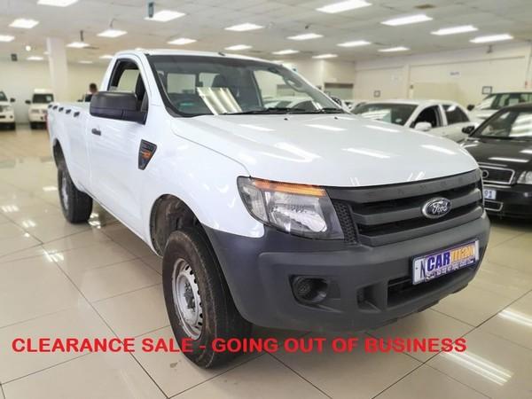 2014 Ford Ranger 2.2tdci Xl Pu Sc  Kwazulu Natal Durban_0