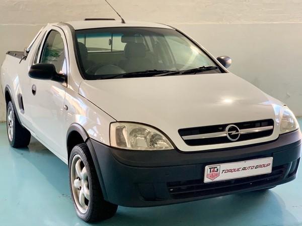 2009 Opel Corsa Utility 1.8 Sport Pu Sc  Kwazulu Natal Durban_0