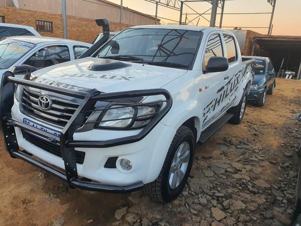 2013 Toyota Hilux 2.5d-4d Srx 4x4 Pu Dc  Mpumalanga Mpumalanga_0
