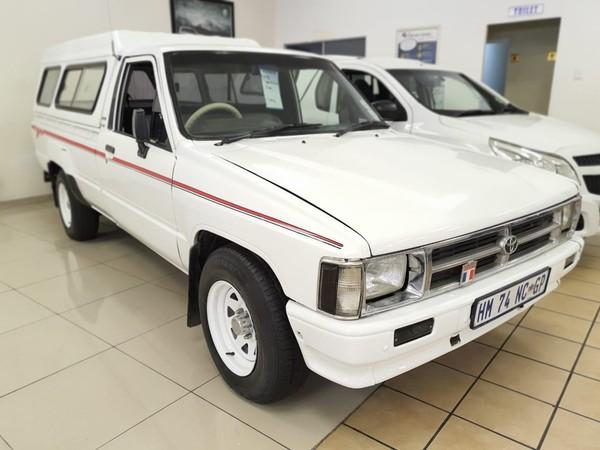 1997 Toyota Hilux 2400d Lwb Pu Sc  Kwazulu Natal Durban_0