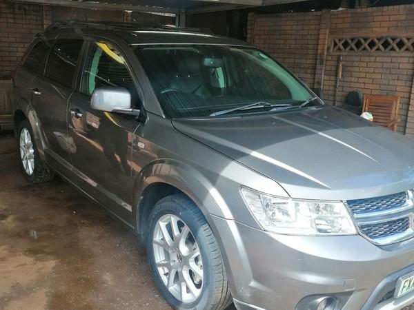 2012 Dodge Journey 3.6 V6 Rt At  Gauteng Pretoria_0