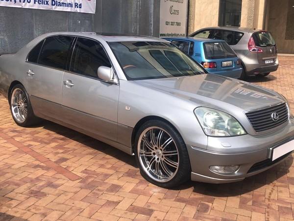 2001 Lexus LS 430 E-shift Auto Kwazulu Natal Durban_0
