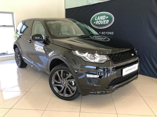 2020 Land Rover Discovery Sport Sport 2.0D HSE 177KW Gauteng Four Ways_0