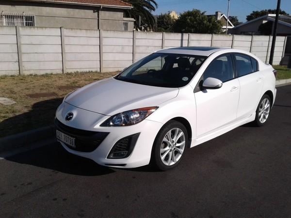 2010 Mazda 3 2.0 Individual  Western Cape Strand_0