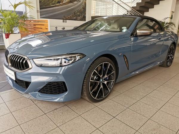 2019 BMW 8 Series M850i xDRIVE Convertible G14 Gauteng Boksburg_0