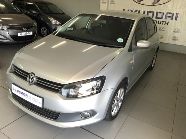 2010 Volkswagen Polo 1.6 Trendline  Kwazulu Natal Durban_0