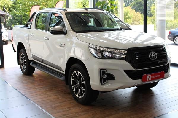 2020 Toyota Hilux 2.8 GD-6 RB Auto Raider Double Cab Bakkie Gauteng Bryanston_0
